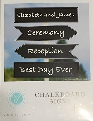 Piece Chalkboard Weddings Events Parties