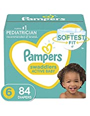 Pampers Swaddlers Pampers Unisex