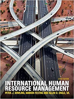International Human Resource Management 9781408075746 Labor & Industrial Relations at amazon