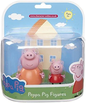 Peppa Pig - Figuras coleccionables Familia Pig: Amazon.es: Juguetes y juegos