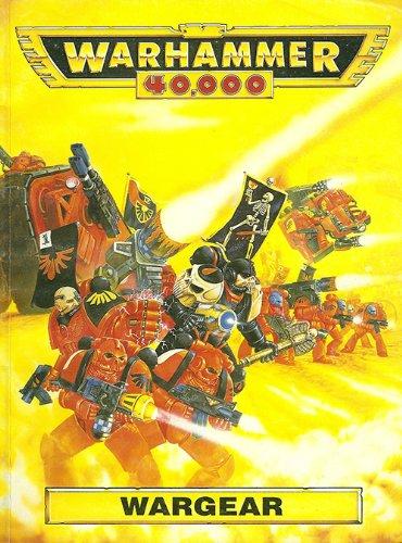 Warhammer 40,000 - Wargear (Codex Imperials)