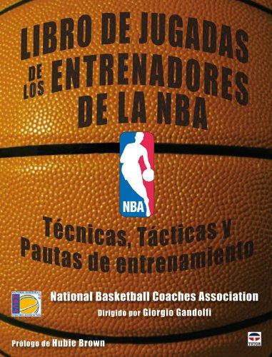 Libro de Jugadas de los Entrenadores de La Nba Tapa blanda – 21 may 2010 Giorgio Gandolfi Tutor 8479028289 1726596