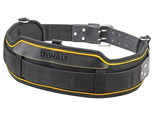 Dewalt Heavy Duty Leather Tool Belt DWST1-75651 Dewalt Leather