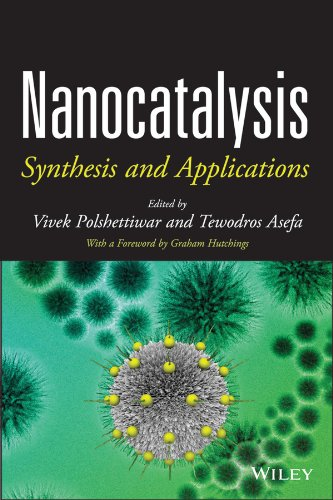 Nanocatalysis: Synthesis and Applications