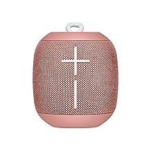Ultimate Ears WONDERBOOM Super Portable Waterproof Bluetooth Speaker, Cashmere Pink (984-000842)