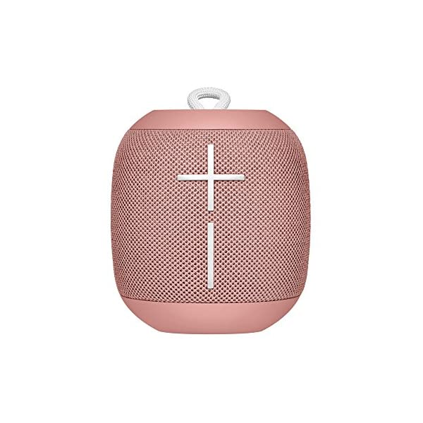 Enceinte Ultimate Ears WONDERBOOM Bluetooth, étanche avec connexion Double-Up - Cashmere Pink 1