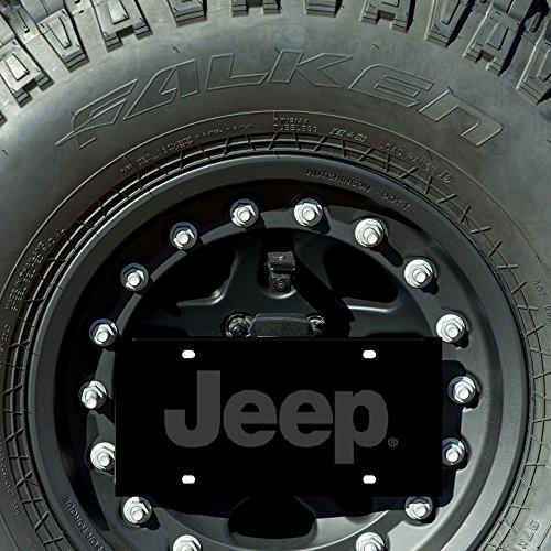 Jeep Wrangler Adjustable Oe Fit Backup Camera System For