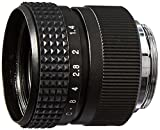 Fotasy M2514 25MM F1.4 TV Movie Lens and Lens Adapter Kit for Olympus Panasonic MFT Micro 4/3 M43 Cameras
