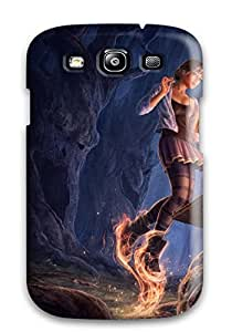 Hot 3588324K79102485 Durable Witch Back Case/cover For Galaxy S3