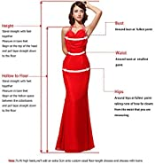 Wedtrend Women's Short Beading Homecoming Dress Rhinestones V-Back Prom Gown