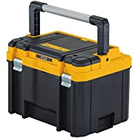 DEWALT (DWST17814) Tstak Tool Box, Deep, Long Handle