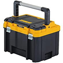 DEWALT TSTAK Tool Box, Deep, Long Handle (DWST17814)