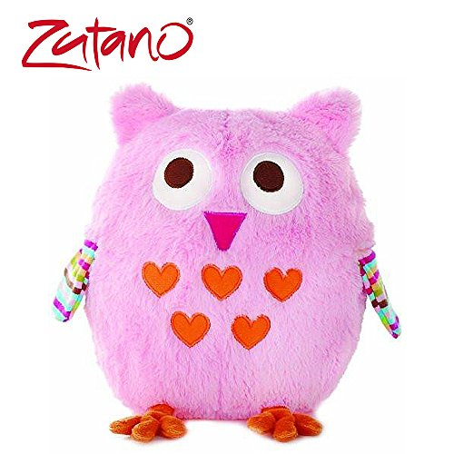 Zutano Plush Toy, Owl