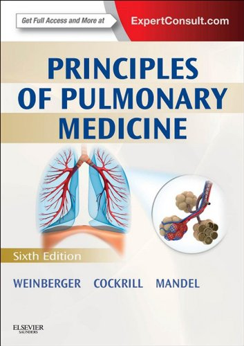 Principles of Pulmonary Medicine E-Book (PRINCIPLES OF PULMONARY MEDICINE (WEINBERGER)) - medicalbooks.filipinodoctors.org