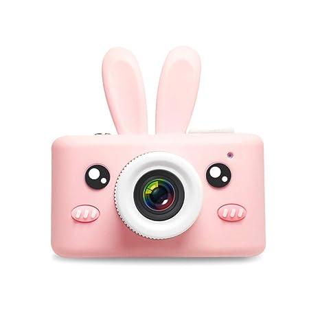 ypyrhh - Cámara de Fotos Digital para niños, Mini cámara réflex ...