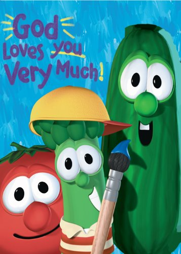 God Loves You Very Much VeggieTales Big Idea Books By