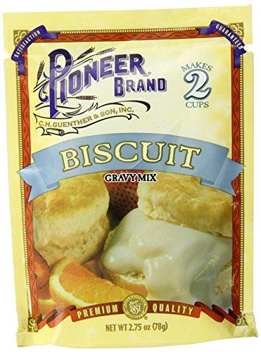Biscuit Gravy (Pioneer Biscuit Gravy Mix, 2.75 Ounce (Pack of 12))