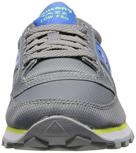 Zapatillas para mujer Saucony Jazz Low Pro Nylon - Grey/Blue