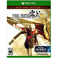 Final Fantasy Type-0 HD for Xbox One by Square Enix