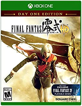 Final Fantasy Type-0 HD for Xbox One