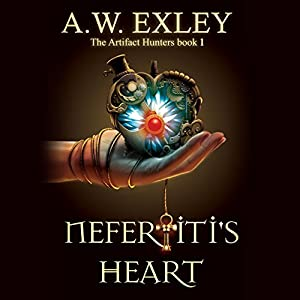 Nefertiti's Heart Audiobook