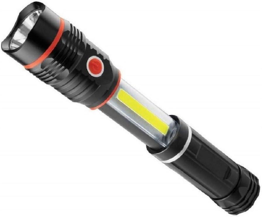 VENDEUR FRANÇAIS Lumière COB Aimant Lampe torche 2 en 1 Puissante à LED