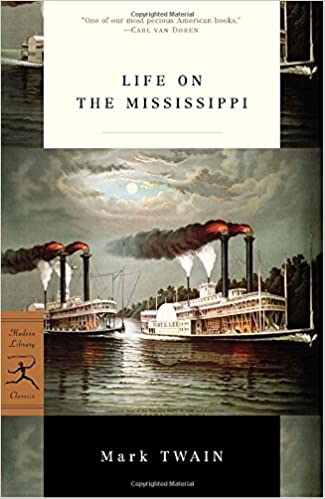 Life on the Mississippi (Modern Library)