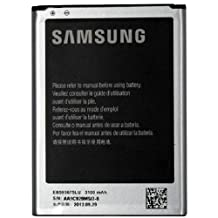 Samsung EB595675LU/EB595675LUC/EB595675LABXAR/EB595675LAGSTA Battery for Galaxy Note 2 Non-Retail Packaging - Black