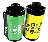 Photography Filmmaker Film Salt & Pepper Shakers - by NUOP Design