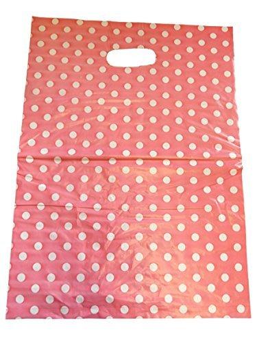 45 + Bolsas por pack Calidad Fashion rosa lunares de lunares ...