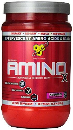 BSN Hyper Amino X, melon d'eau, 15,3 once