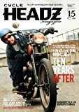 img - for JAPANESE MAGAZINE ~ CYCLE HEADZ magazine Vol.15 (?????????????) [JAPANESE EDITION 2013] book / textbook / text book