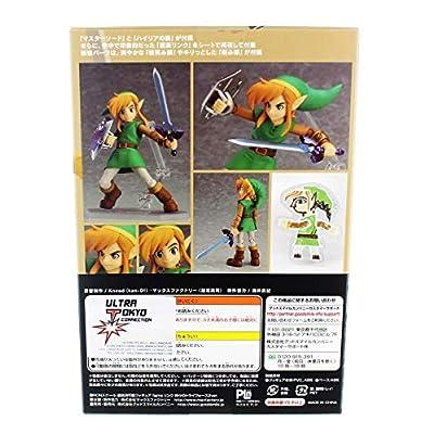Legend of Zelda: A Link Between Worlds Link 4.5
