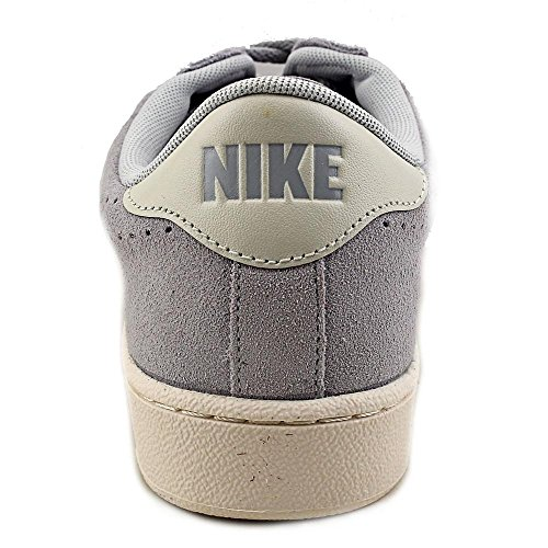 new arrival 06288 1a145 Nike Mens Tennis Classic CS Suede, METALLIC PLATINUM METALLIC PLATINUM -IVORY.