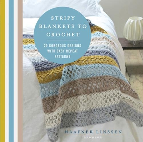 Stripy Blankets to Crochet