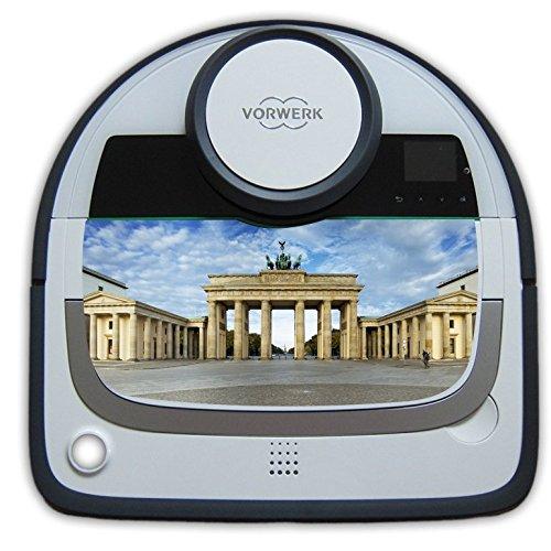 Vorwerk VR200 robot aspirador de pegatinas con diseño de Berlín: Amazon.es: Hogar