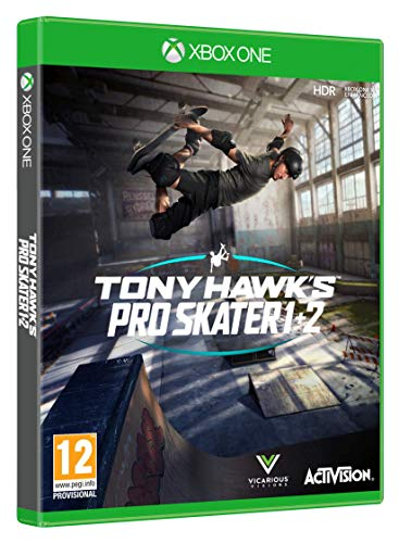 Tony Hawk's Pro Skater 1 + 2 (Xbox One) (Amazon.co.uk Exclusive)