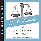 Bargain Audio Book - The Abolition of Man
