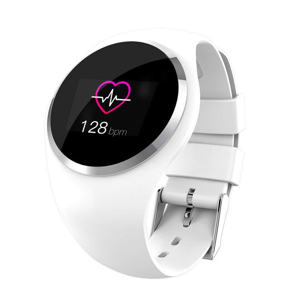 Annotebestus Q1 Smartwatch Fitness Tracker Mujer, Bluetooth ...