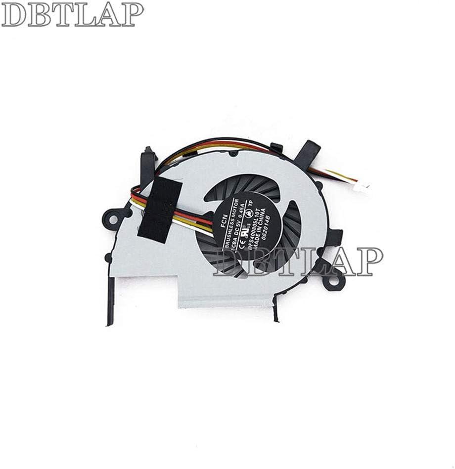 DBTLAP enfriamiento Ventilador compatibles para Acer Aspire V5-452g 472G 473G 552G 572G 573G V5-572 V5-572G V5-572P GPU enfriamiento Ventilador