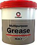 Comma GR2500G 500g Multi-Purpose Lithium Grease