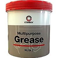 Comma GR2500G 500g Multi-Purpose Lithium Grease