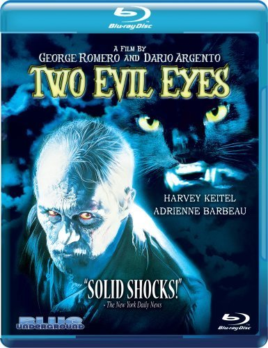 Two Evil Eyes [Blu-ray] by Blue Underground
