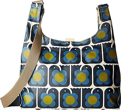 Orla Kiely Love Birds Print Midi Sling Bag
