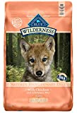Blue Buffalo Wilderness High Protein Grain Free, Natural Puppy Large...