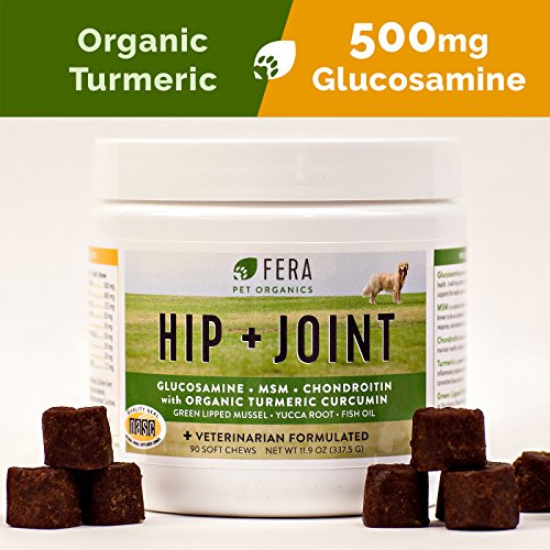 FERA Glucosamine Chondroitin Supplement formulated product image