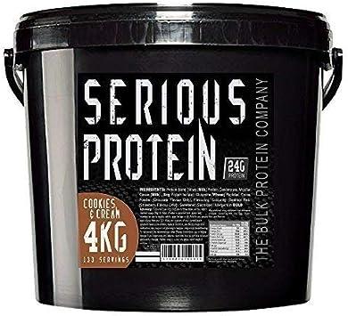 The Bulk Protein Company graves proteína polvo – 4 kg