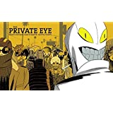 Private Eye Deluxe Edition (The Private Eye) by Brian K. Vaughan (2015-12-17)