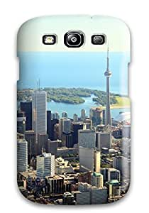 New Style Case Cover YYhEjYX5388yyOnI Toronto City Compatible With Galaxy S3 Protection Case