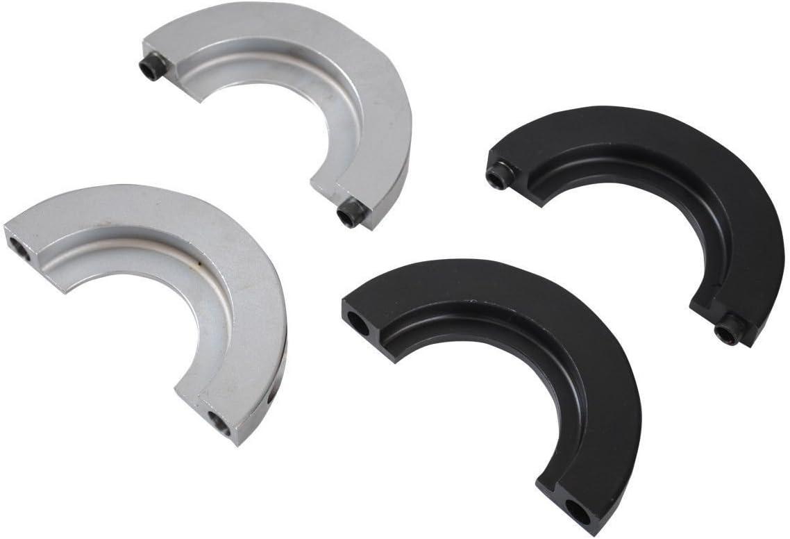 SHIOUCY 72 mm Rueda Rodamiento Cambio Set Rueda Hub Montaje Extractor para VW Skoda Fabia Mar